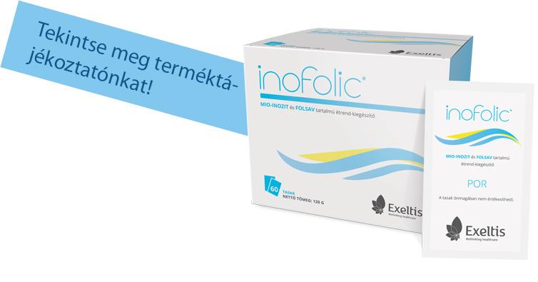 inofolic fogamzást segítő étrend-kiegészítő termektajekoztato